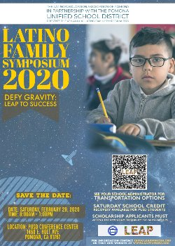2020 Latino Family Symposium